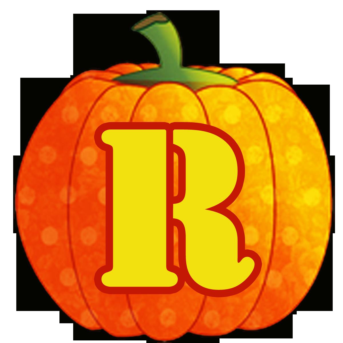 Pin by Michael & Susan LaRoche on R Halloween letters