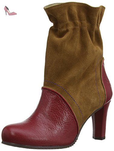 Femmes Bottes Dicy940fly Chelsea, Braun Fly London