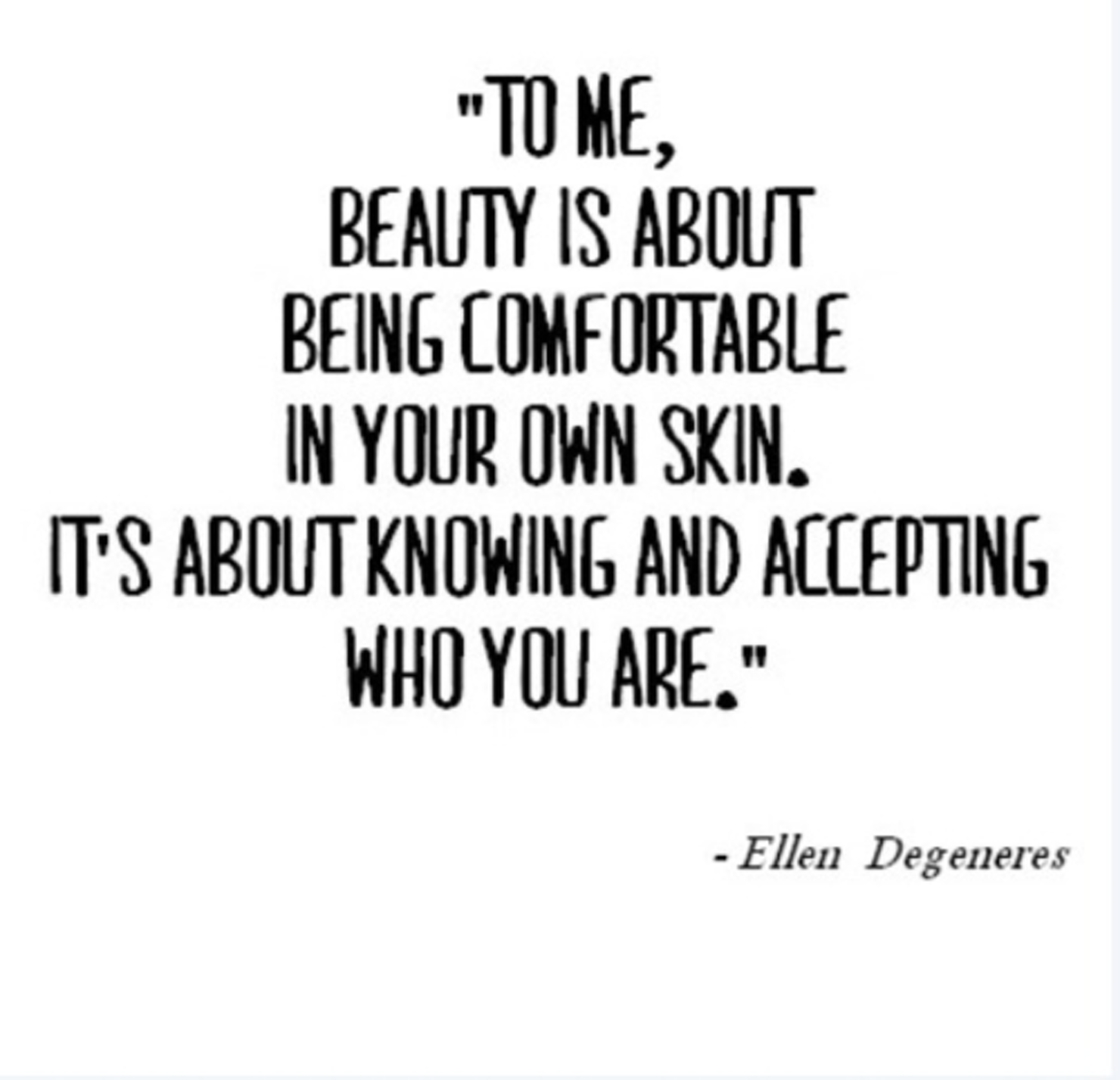 Body Image Quotes Classy 20 Rad Body Image Quotes To Inspire All The Feels  Pinterest  Body