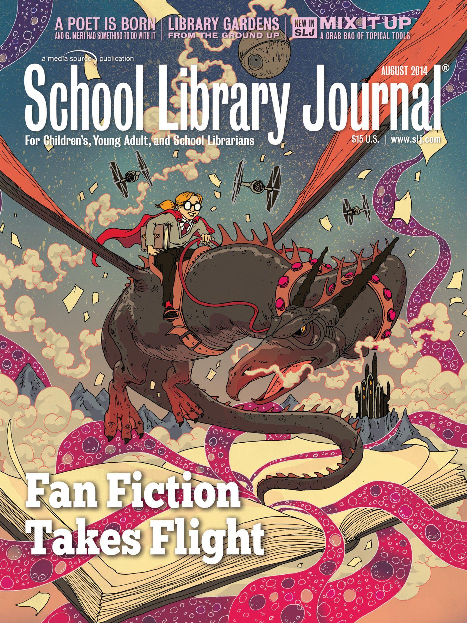"""""""Fan Fiction Takes Flight"""" August 2014"""