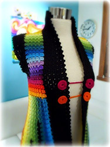 Crochet Patterns to Try: How to Crochet Cluster Stitch Clothing ...