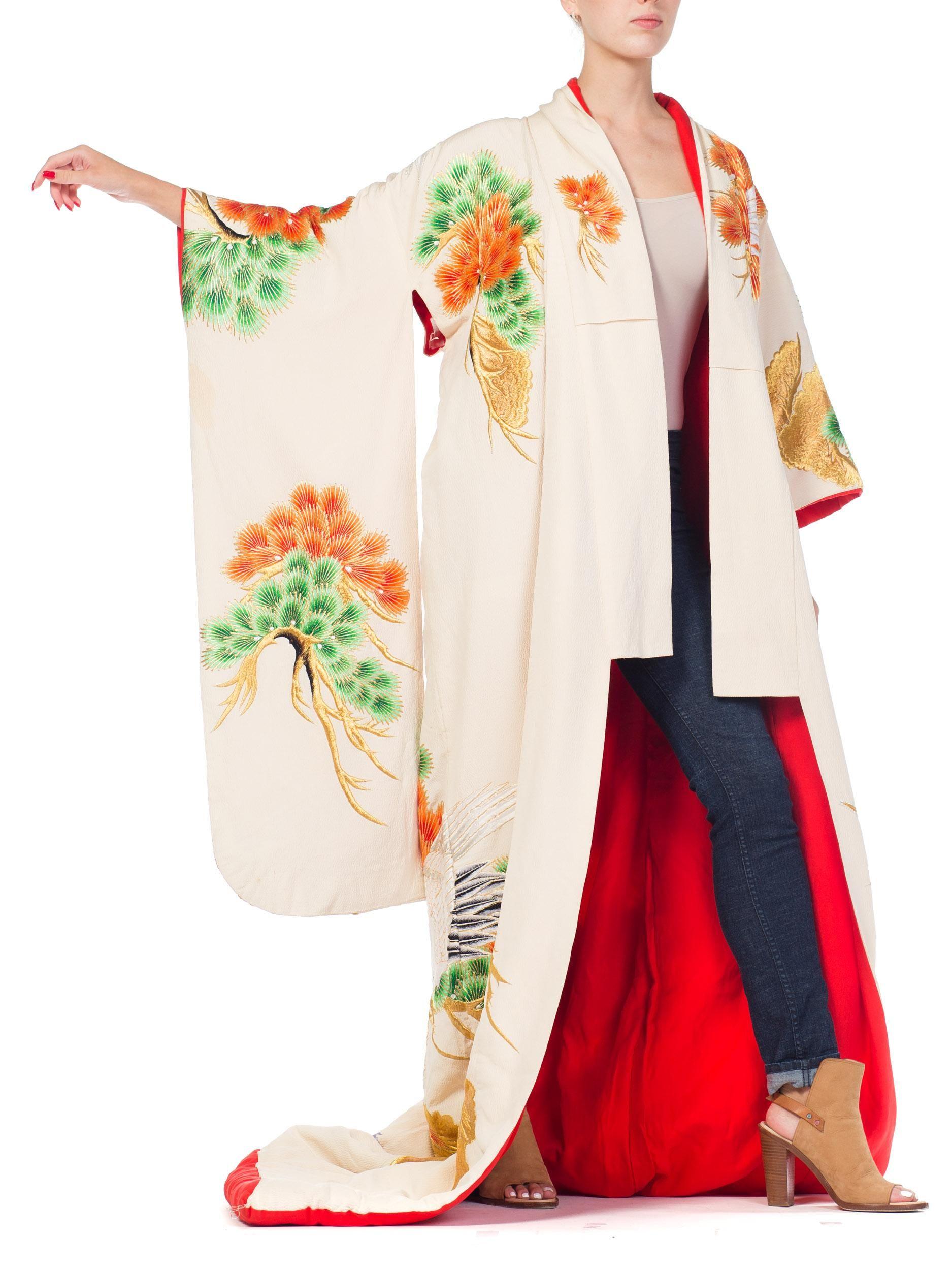 Japanese Wedding Kimono 1930 In 2020 Japanese Wedding Kimono Wedding Kimono Japanese Wedding