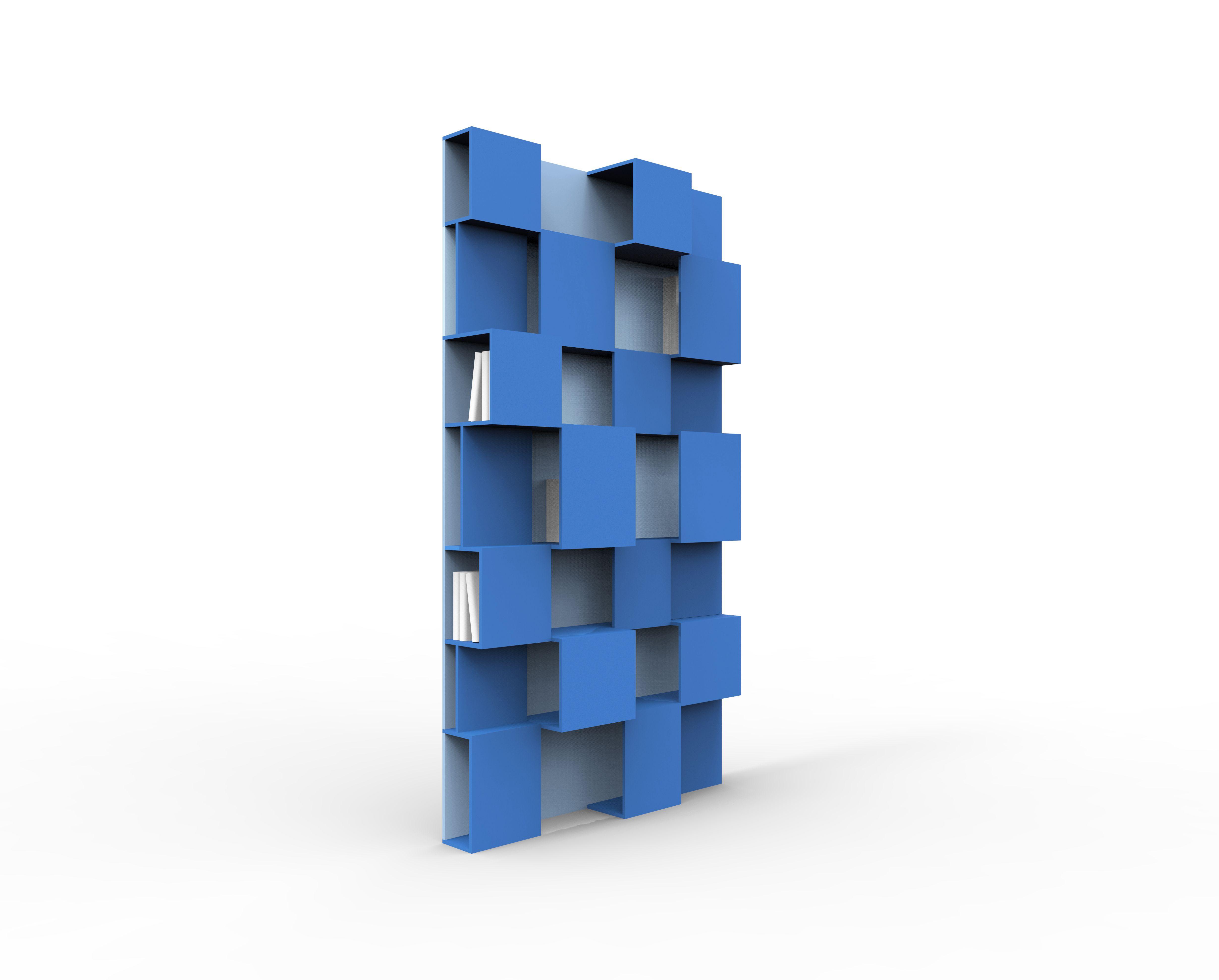 Roche Bobois - Pixl Bookcase, Designed By Fabrice Berrux -