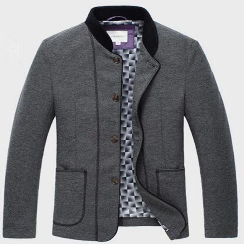 2017 New Spring Men S Jacket Male Autumn Jacket Korean Gentry