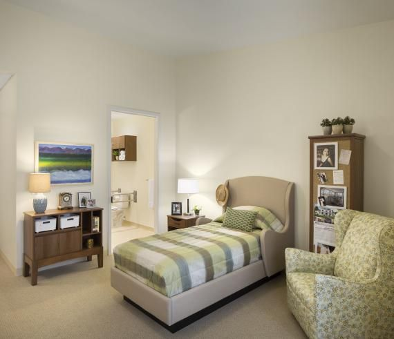 Home Design Ideas For Seniors: A New Line Of Gerontologist-designed Resident Suite