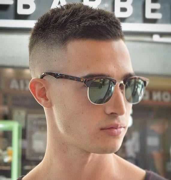 15 Frische Männer Kurze Haarschnitte Men Hairstyles