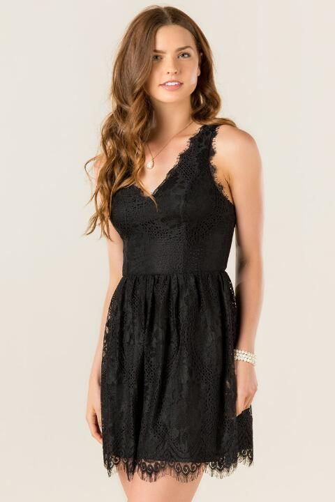 Alayna Lace Dress