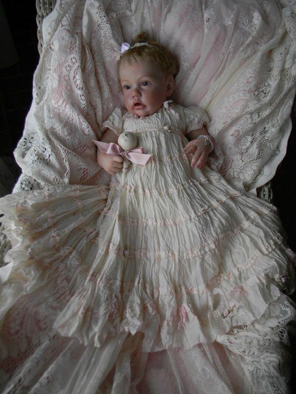 OOAK Reborn doll Penny Blick #777/999 ~ My Forever Babies ~ Awarded Artist