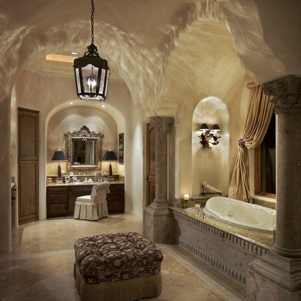 luxury interiors - interior design Home Decor Pinterest Baños - baos lujosos