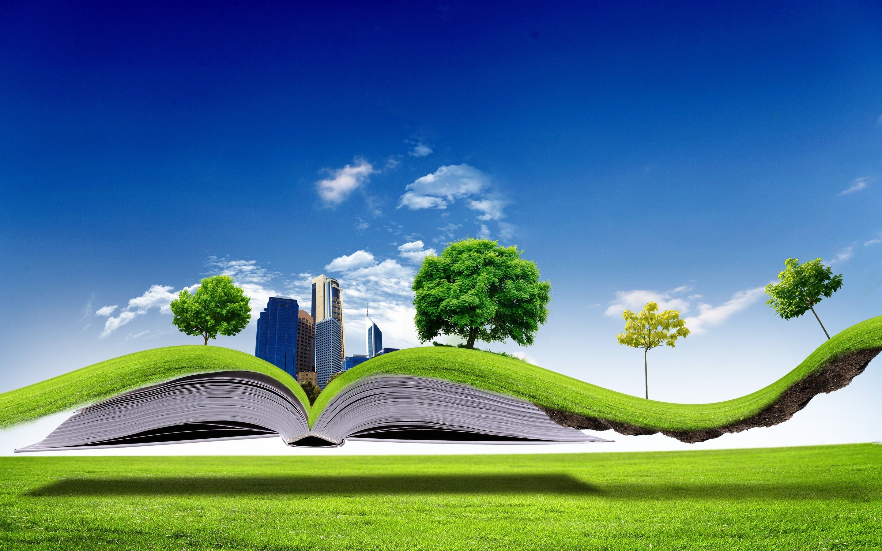 All Nature In One Book 3d Wallpaper Awesome 3d And Hd Rendered Wallpapers Download Beautiful Hd Wallpaper Nature Images Hd Nature Wallpaper Nature Desktop