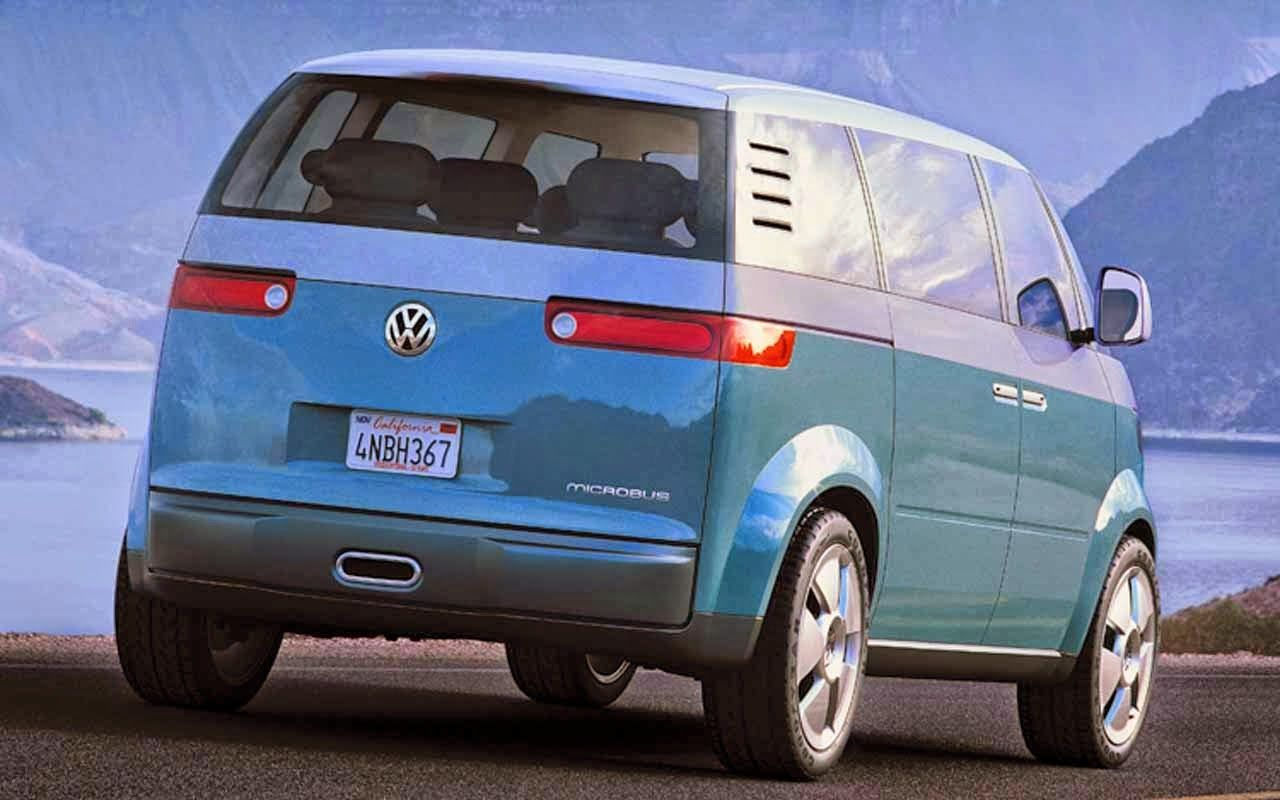 Vw Bus 2015 >> Vw Microbus 2015 25 000 35 000 Release Fall Of 2014