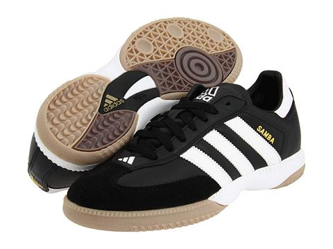 10ad453815e My old sambas need replaced. I think i found their replacement. adidas Samba®  Millennium Black White
