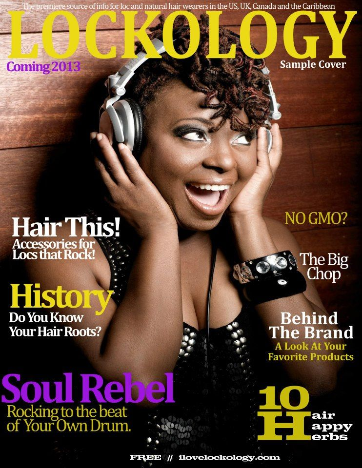 Lockology Magazine Women With Dreadlocks Natural Hair Styles Roots Hair