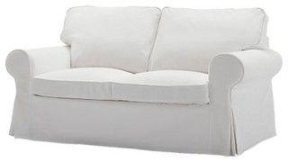 EKTORP Sofa bed - modern - sofa beds - by IKEA