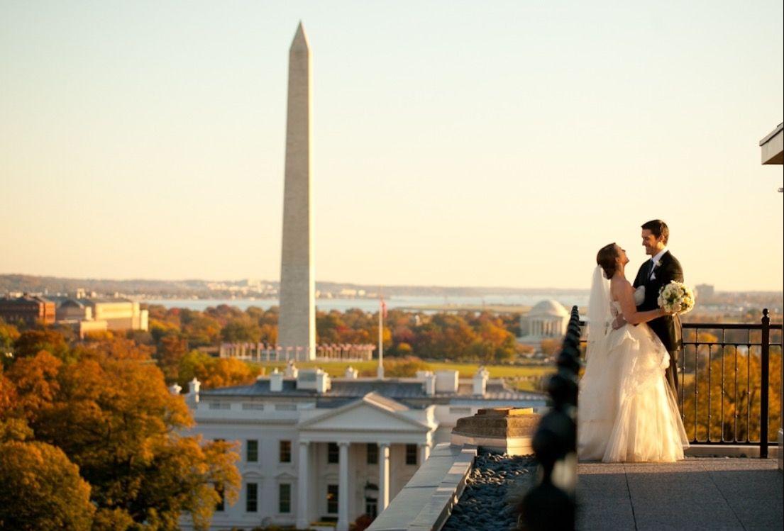 Hay Adams Wedding In Dc