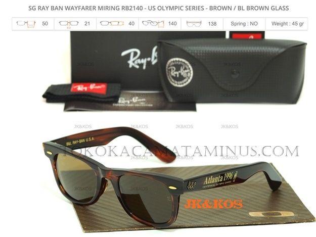 Sunglasses Kacamata Rayban Wayfarer Olympic Model Baru Rayban Wayfarer Sunglasses Ray Bans