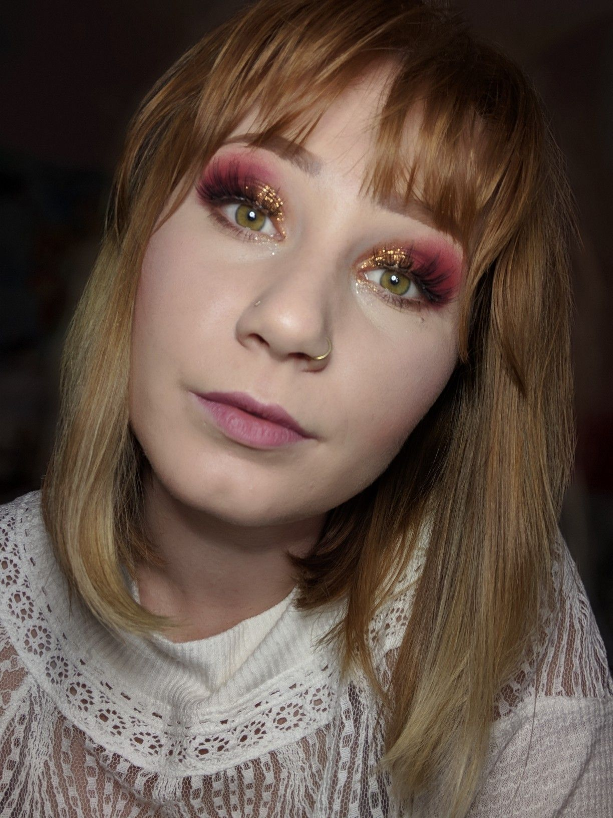 Limelife Makeup and Alternative Cosmetics Glitter Palette