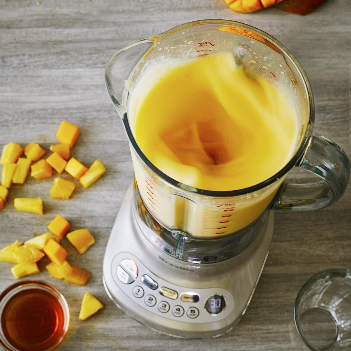Breville The Boss High Velocity Blender Lassi Recipes Mango Lassi Recipes Food