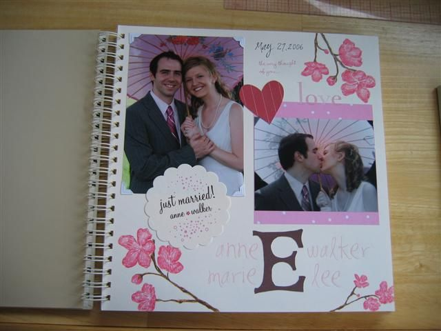 Many Individuals Would Like To Create A Wedding Scrapbook