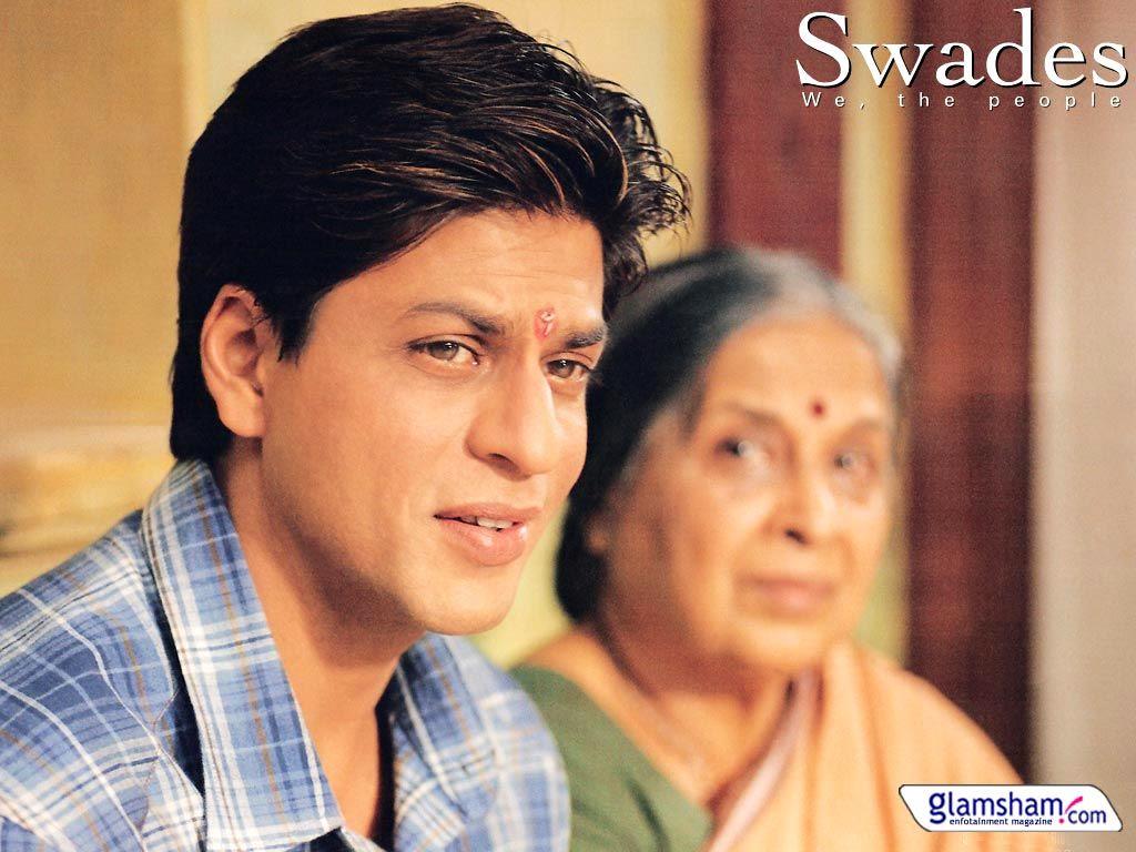 Shah Rukh Khan Swades 2004 Shahrukh Khan Khan We The People