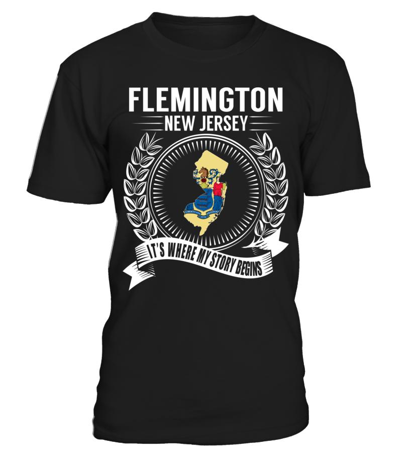 Flemington, New Jersey - My Story Begins