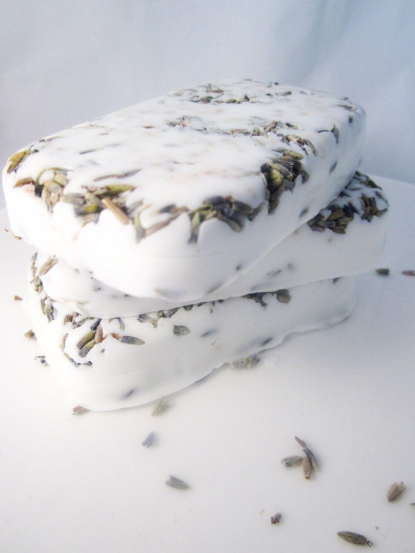 Lavender Carrot Seed Cucumber Avocado Exfoliating Acne