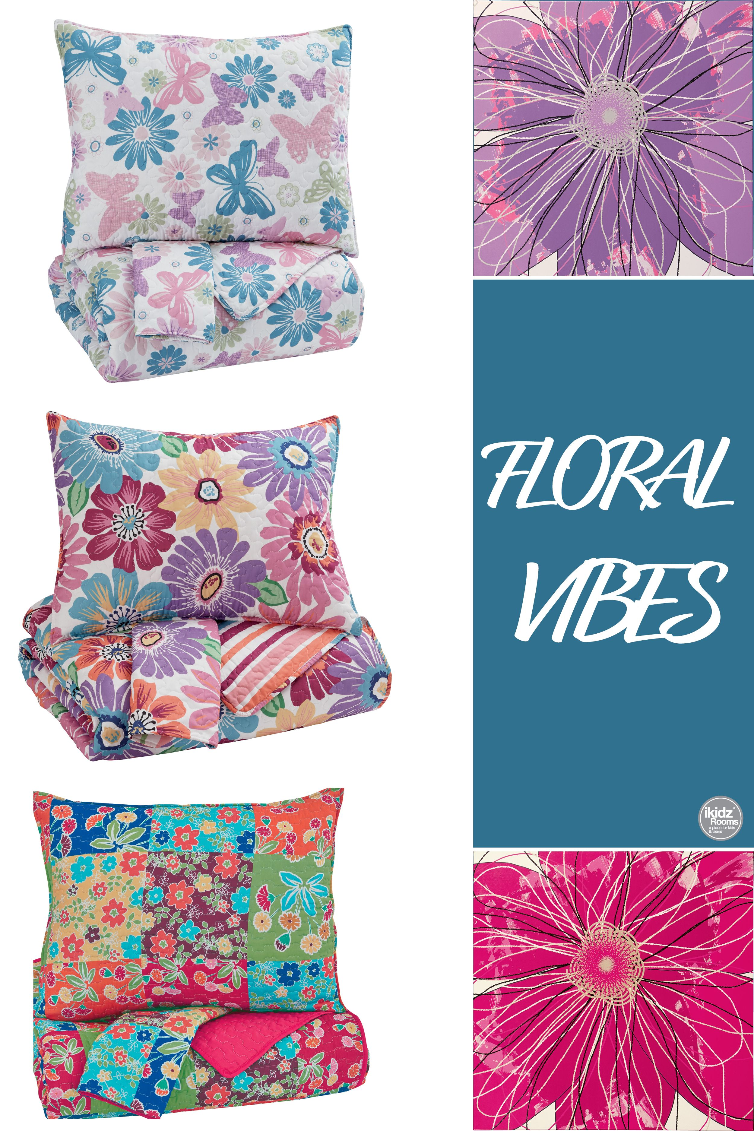 Jobeth Alexei And Belle Chase Multi Color Floral Patterned