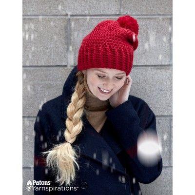 bea7ec4ca96 Crochet Hat Patterns that Look Knit
