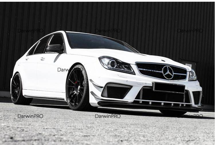 Darwin Pro 2012 2014 Mercedes Benz C63 4dr Sedan Amg Black