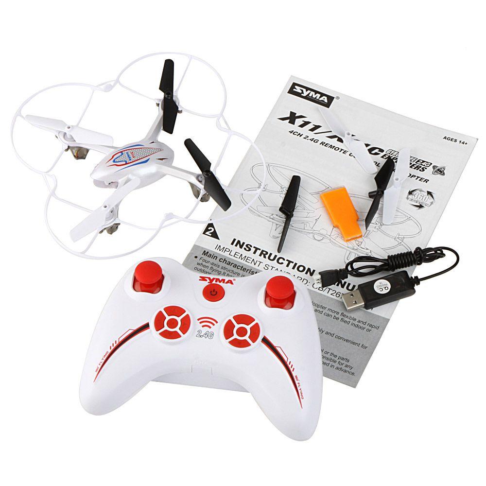 Pin On Rm2365 Syma X11c 2 4g 4 Channel 6 Axis Gyro Rtf Rc Quadcopter