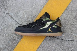 4b178ddfe36 Mens Nike Air Jordan XXX2 32 Retro Tiger Camo AH3347-021 Boy Basketball  Shoes