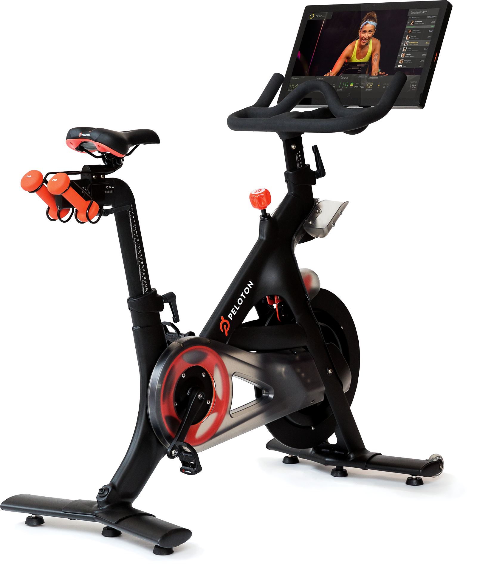 Peloton Cycle The Only Indoor Exercise Bike With Live