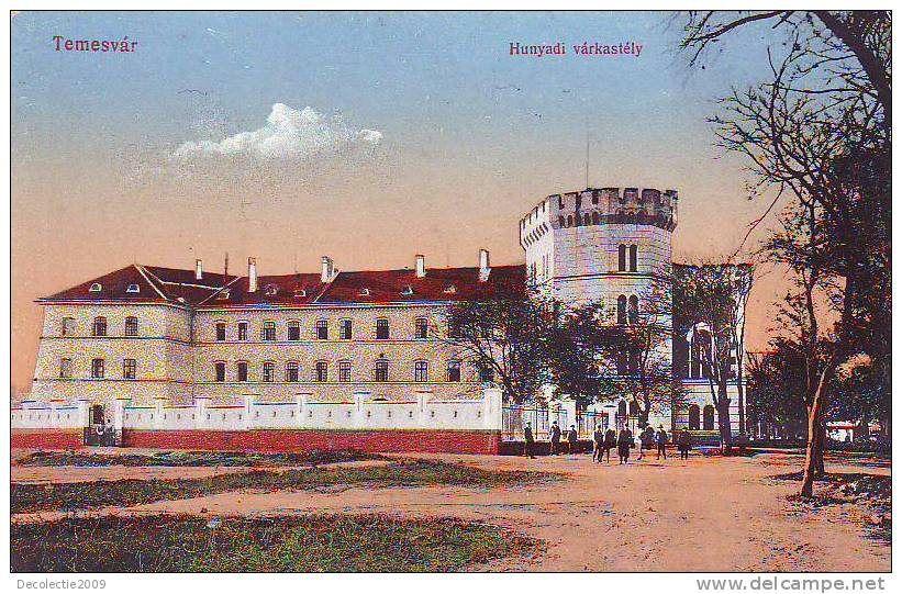 Timisoara - Castelul Huniade - inainte de 1900   Timisoara ...