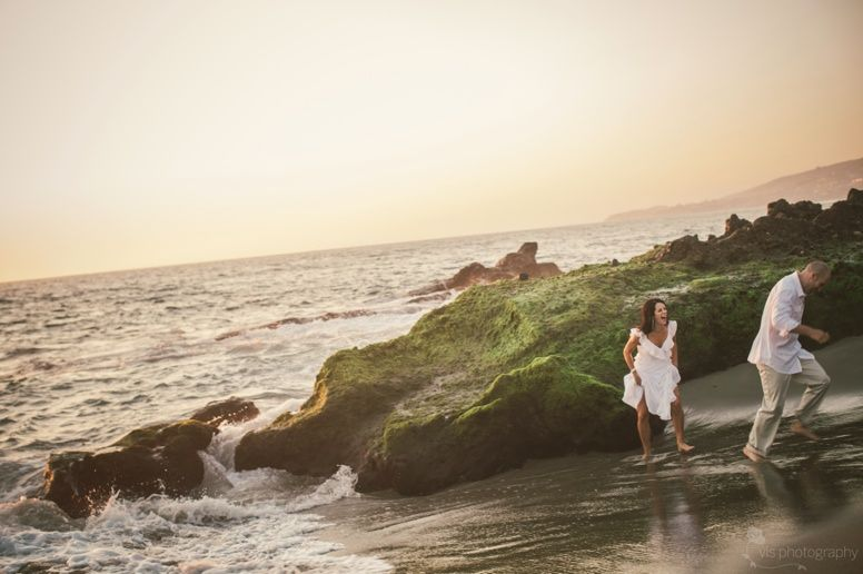 Beach Wedding Wedding Photography Vis Photography