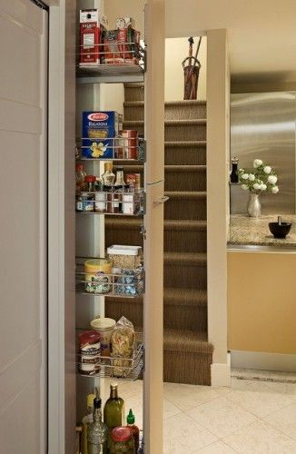 11 Inch Wide 24 In Deep Tall Pull Out Pantry Design Kitchen Pantry Design Eclectic Kitchen