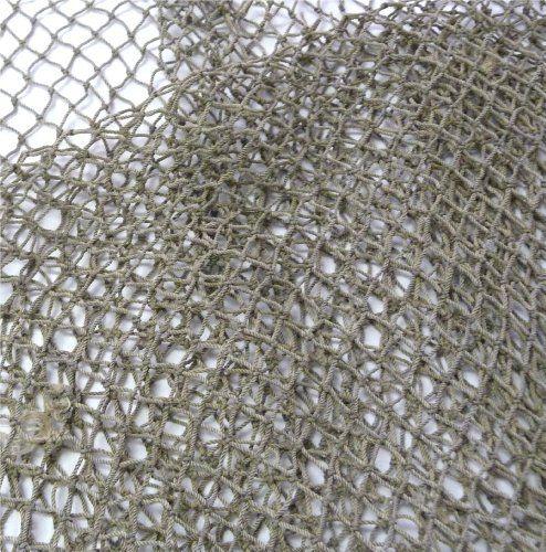 Photo of Nautical Decorative Fish Net 5′ X 10′ – Fish Netting – Rustic Beach Decor Stetso…