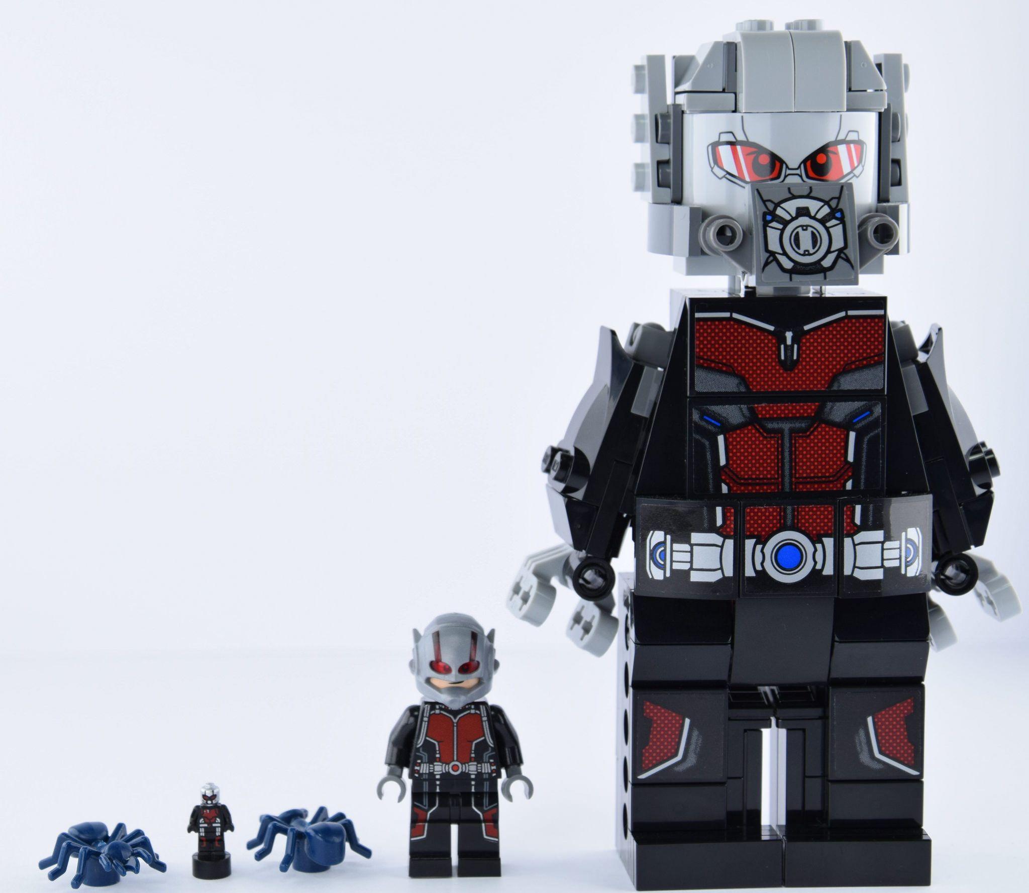 Lego Ant-man rises   Cool lego creations, Cool lego, Amazing lego creations