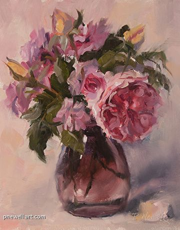 Rescued Roses by Pamela C. Newell