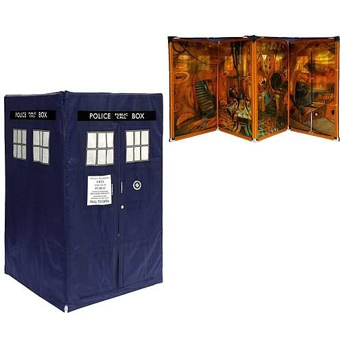 Doctor Who Expandable TARDIS Tent - Underground Toys - Doctor Who - Roleplay at Entertainment Earth  sc 1 st  Pinterest & Doctor Who Expandable TARDIS Tent - Underground Toys - Doctor Who ...