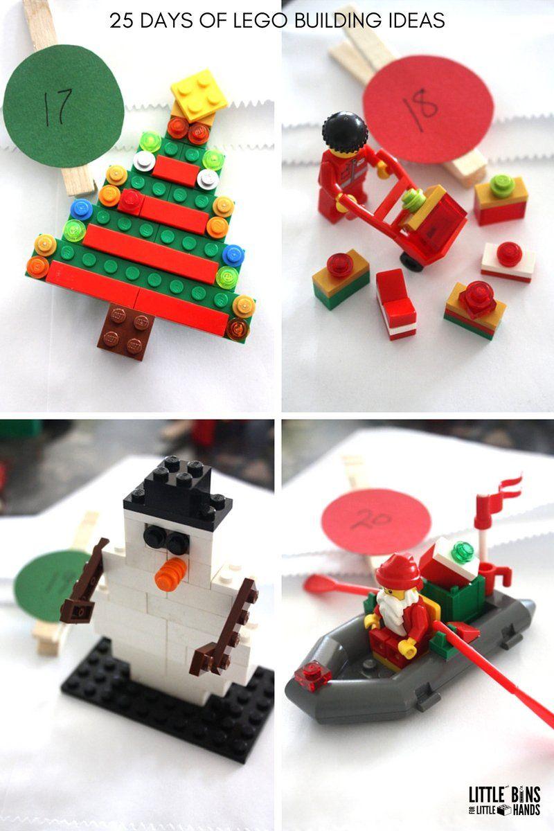 Lego advent calendar days christmas countdown lego advent lego