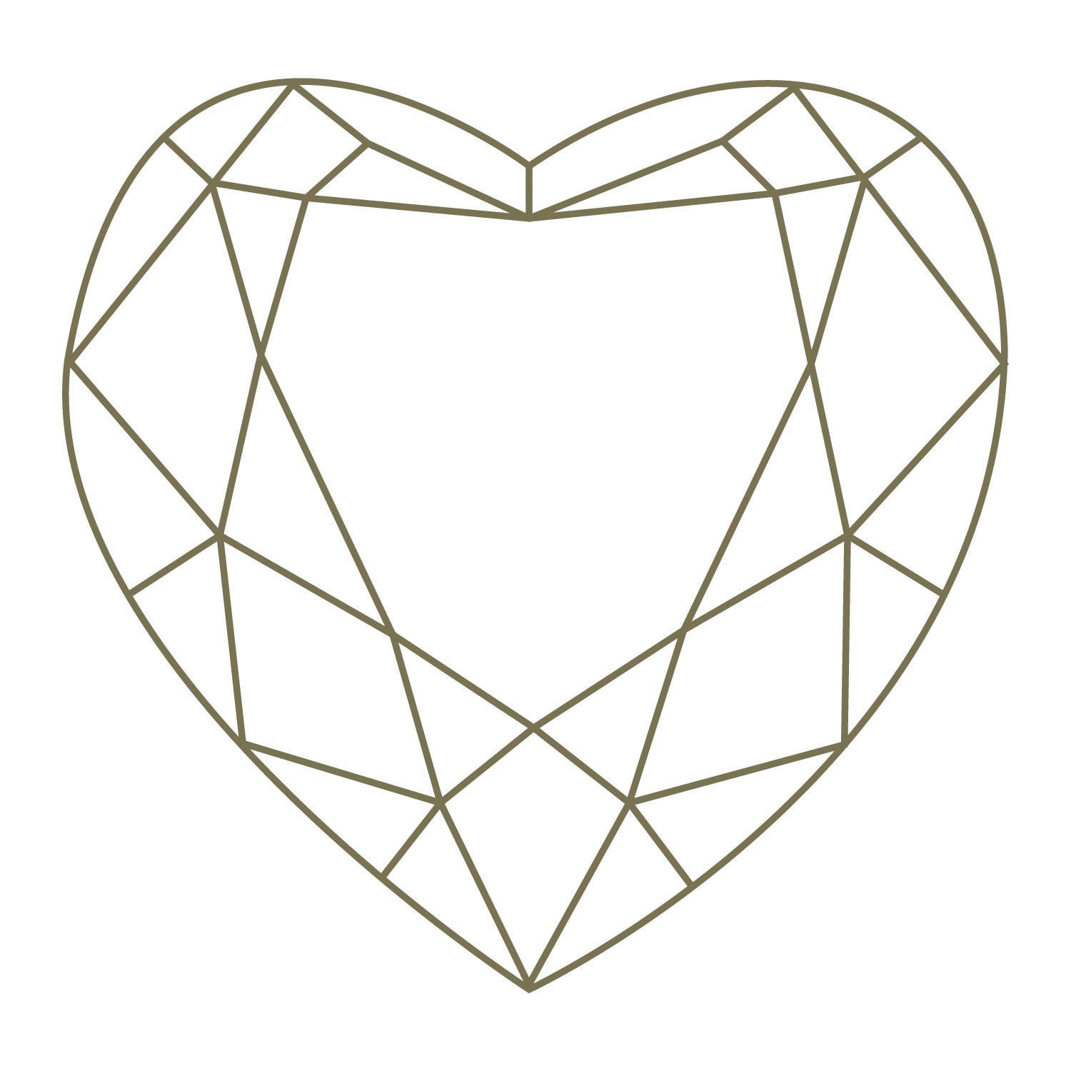 Heart shaped cut this ultimate symbol of romance is essentially a heart shaped cut this ultimate symbol of romance is essentially a pear shaped gem with buycottarizona Image collections