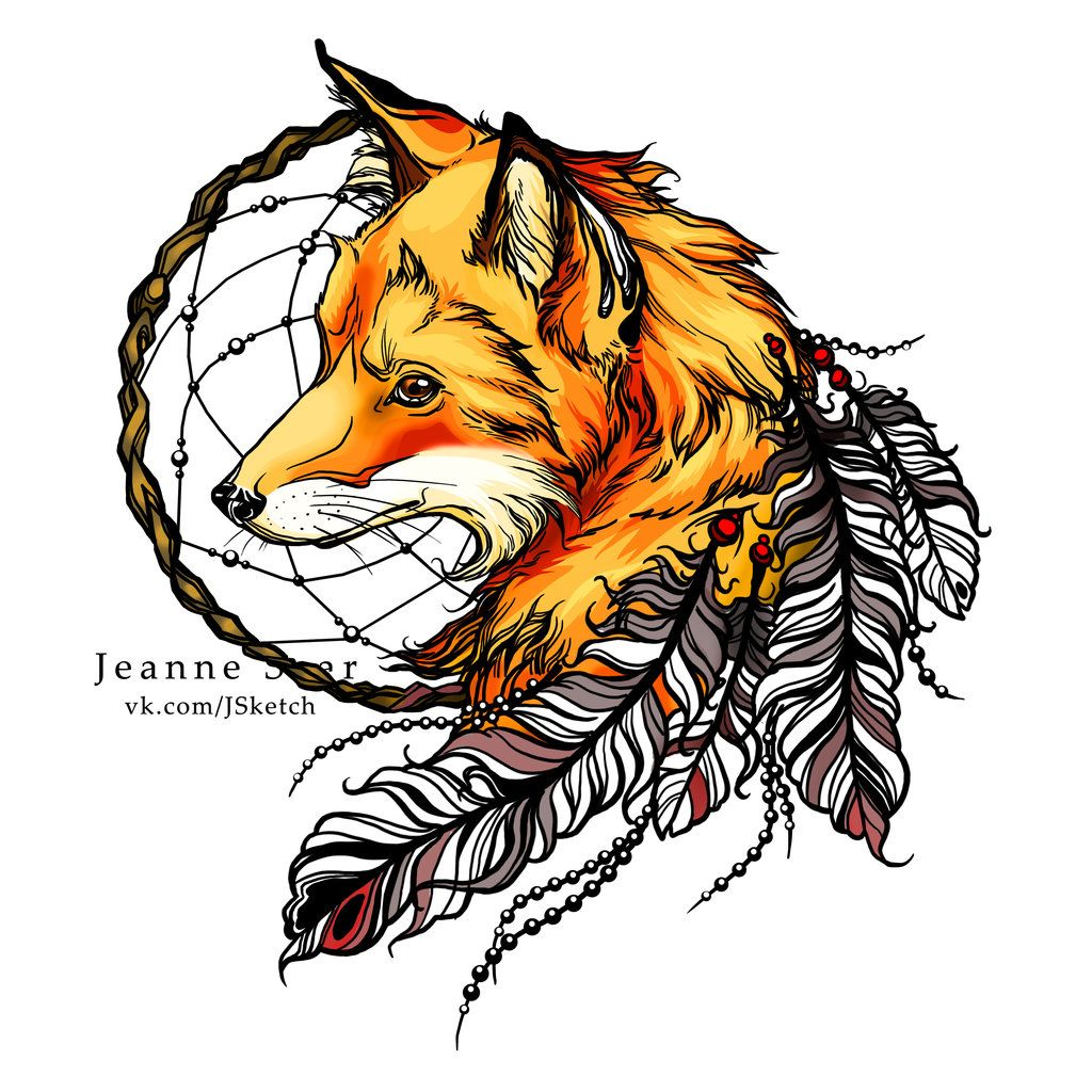 Fox by Jeanne-Saar.deviantart.com on @deviantART