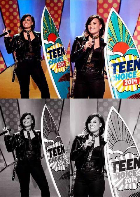 Congrats Demi!
