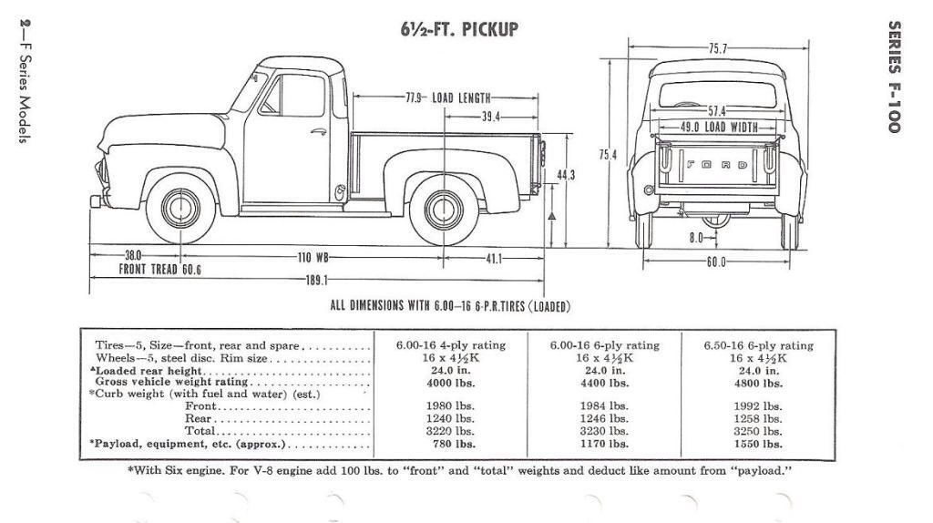 u0026 39 56 f100 - front suspension  steering questions