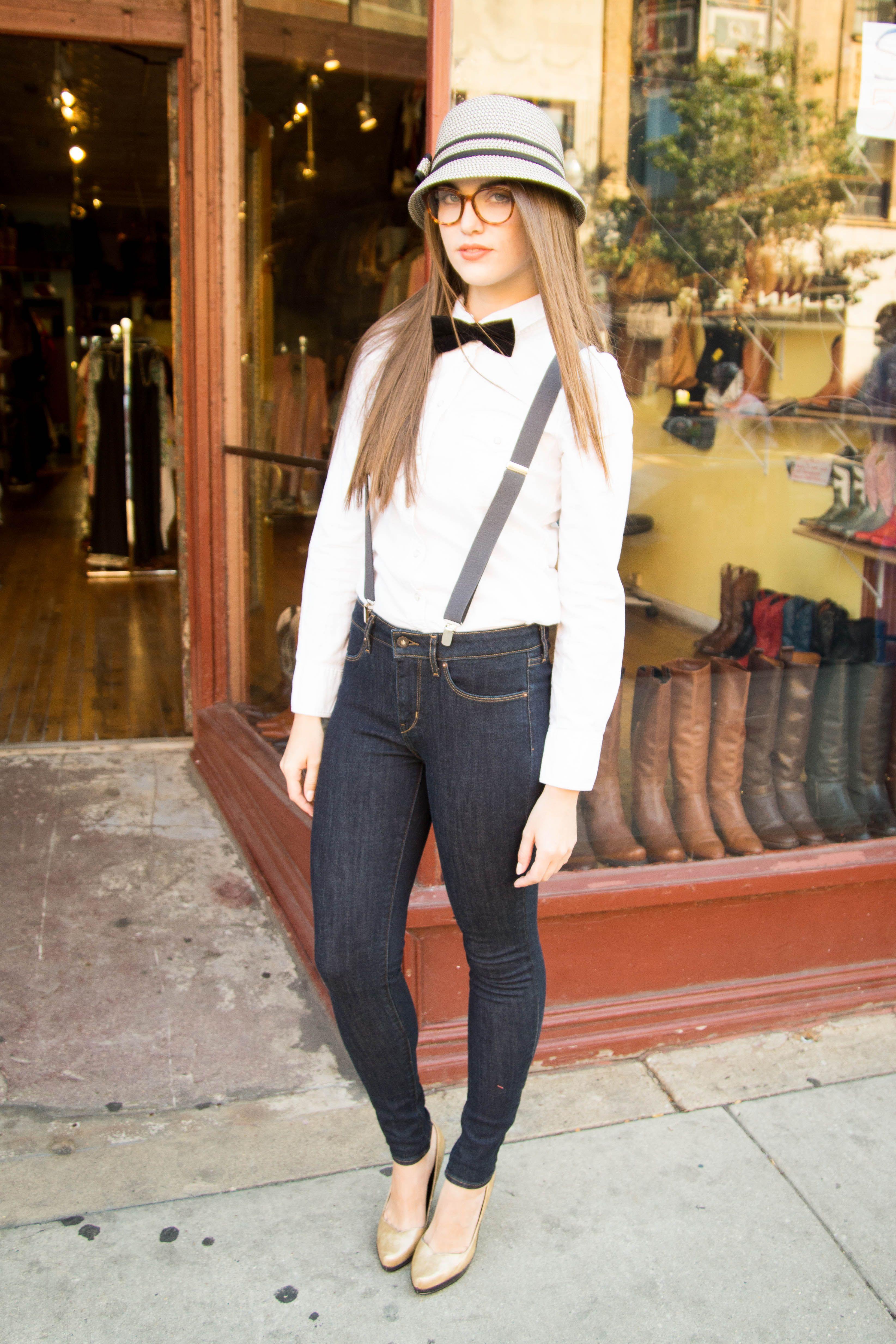 Look - Tipsfashion Fashion challenge overalls video