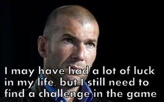 384cd27528 Zidane Quotes on football | Zinedine Zidane | Football quotes ...