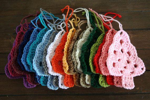 Crochet Christmas Goodies  Crochet Christmas by aureliaslittleroom, €5.00