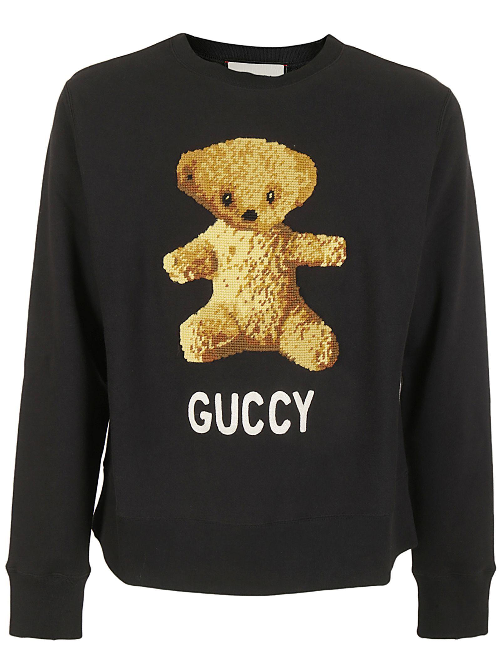 7b3aa281cb9 GUCCI TEDDY BEAR SWEATSHIRT.  gucci  cloth