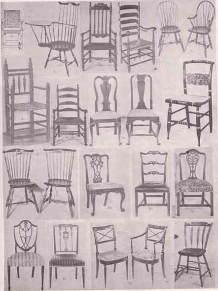 Superior Antique Chairs And Chair Making