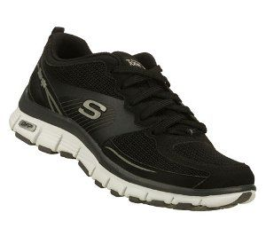 Fitness - Flex - Black | Skechers mens